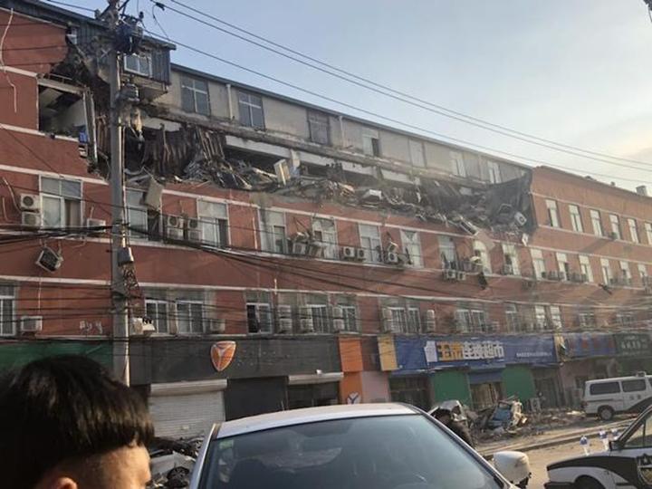 全国应急抢救第一案!顺和大厦突然坍塌四公司被应急拆除,损失该由谁来补偿?